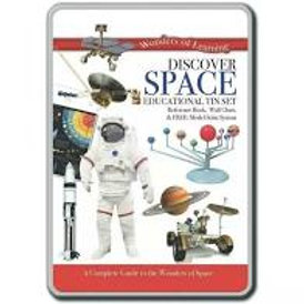 Discover Space Wonders of Learning