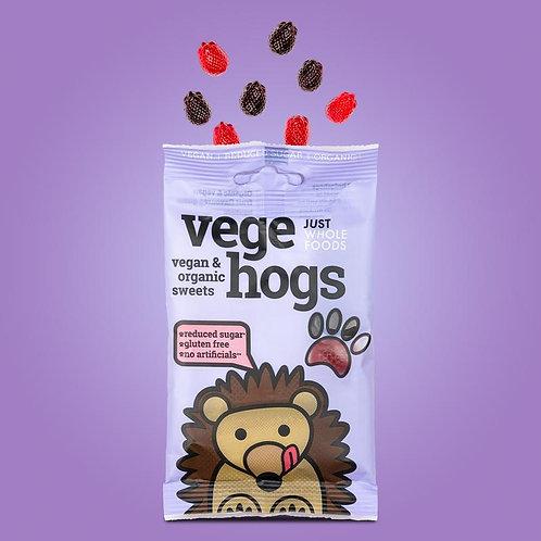Just Wholefoods Vegehogs