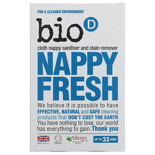 Bio D Nappy Fresh - 500g
