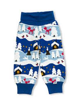 JNY Snowy Cottage Rib pants