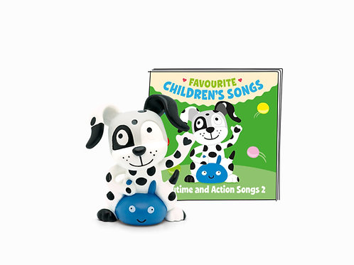 Tonies Character : Playtime and Action Songs 2