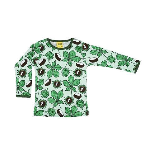 Duns Chestnut Brook Green Long Sleeve t-shirt