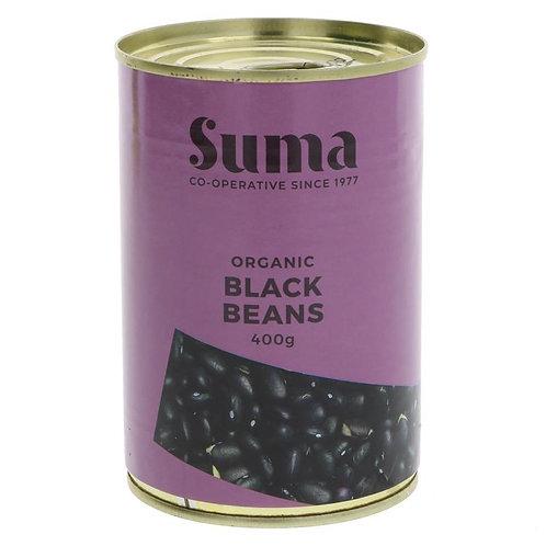 Suma Black Beans - organic
