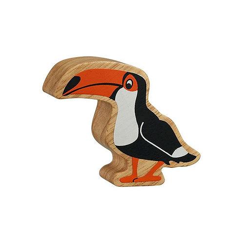 Lanka Kade Natural Black & Orange Toucan