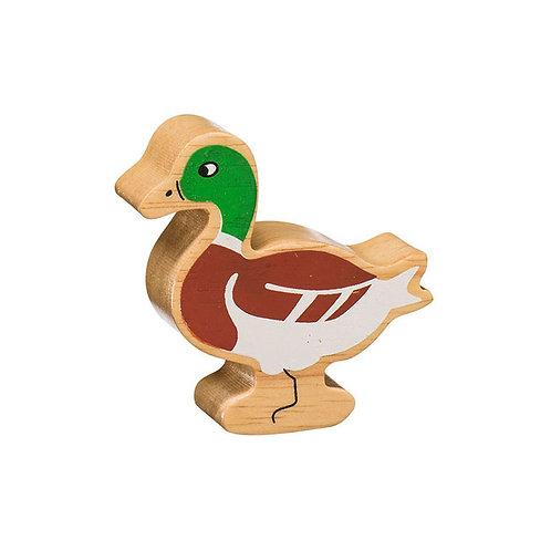 Lanka Kade Natural Painted Brown Duck