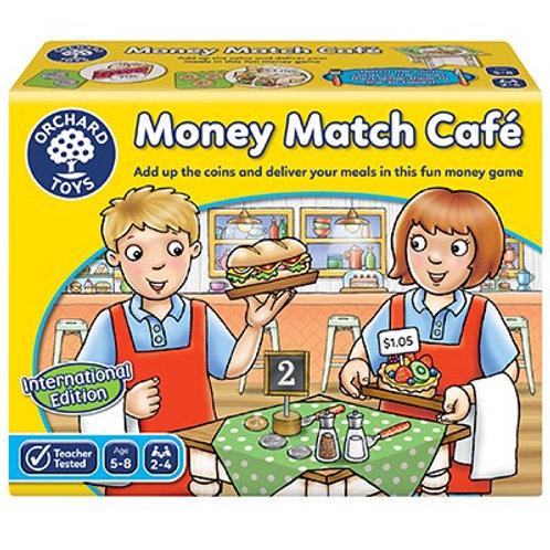Orchard Toys Money Match Cafe International Game