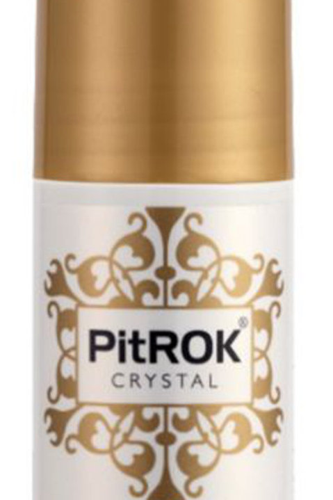 PitRok Crystal Roll On Deodorant - 50ml