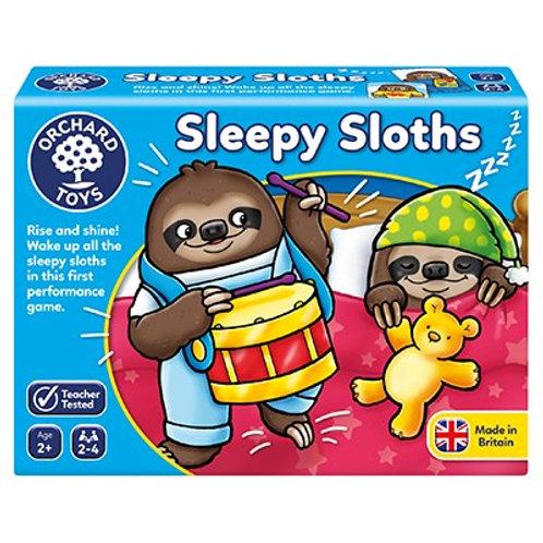 Sleepy Sloths game Orchard toys