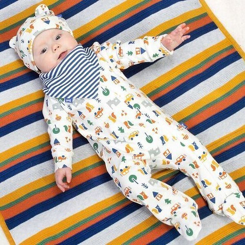 Kite Brownsea Sleepsuit