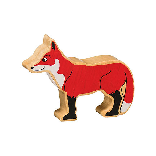 Lanka Kade Natural Painted Fox