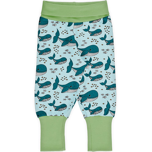 Meyadey Whale Waters Rib Trousers