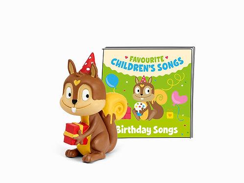 Tonies Character : Birthday Songs