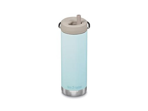 Klean Kanteen Insulated TKWide with Twist Cap 473ml - Blue Tint