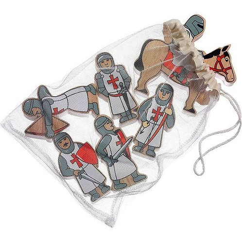 Lanka Kade  Red Knights- bag of 6