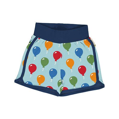 Maxomorra Balloon Runner Shorts