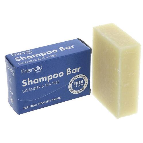 Friendly Soap Shampoo Bar  - 95g