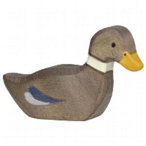 Holztiger Swimming Duck