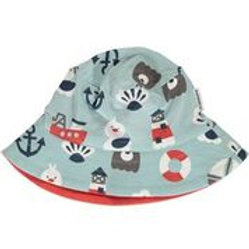 Maxomorra Blue Ocean Sun Hat