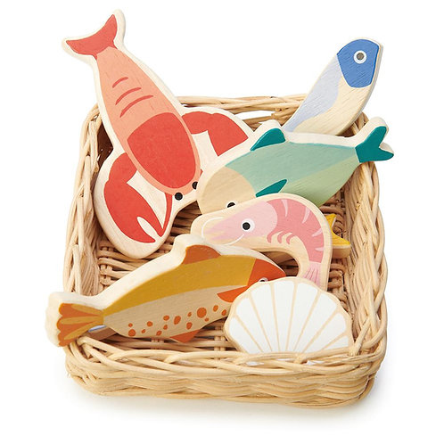 Tender Leaf Sea Food Basket