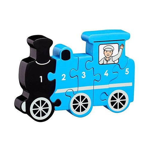 Lanka Kade Colourful Train 1-5 Jigsaw