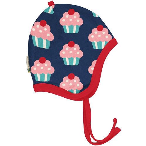 Maxomorra CupCake velour Helmet Hat