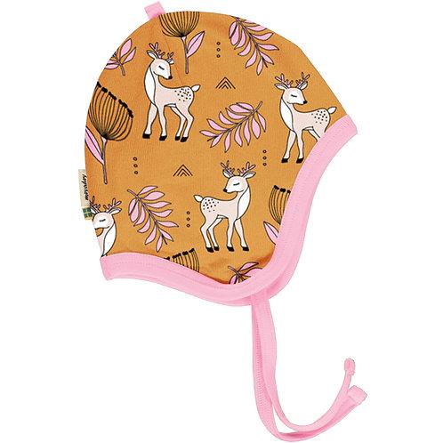 Meyadey Helmet Hat Poppy Dear