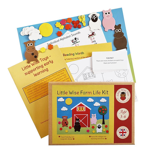 Little Wise Farm Life Kit