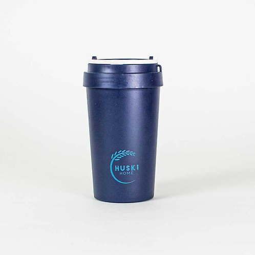 Huski Home Eco-friendly travel cup in Midnight  - 400ml