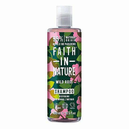 Faith in Nature Rose Shampoo 400ml