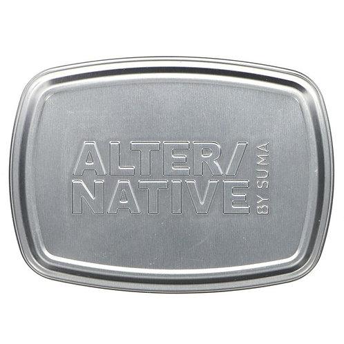 Alternative by Suma Travel Soap Tin