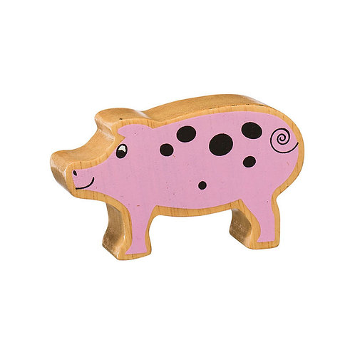 Lanka Kade Natural Painted Piglet