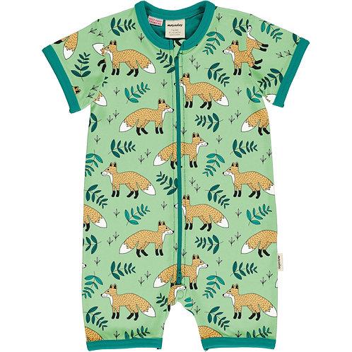 Meyadey Wild Fox Summer zip suit