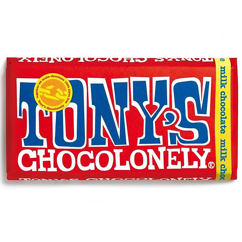 Tonys Chocoloney : Milk Chocolate
