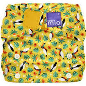 Bambino Mio onesize Nappy Tropical Toucan