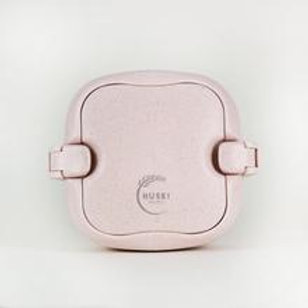 Huski Home Multi-compartment lunch box in Rose