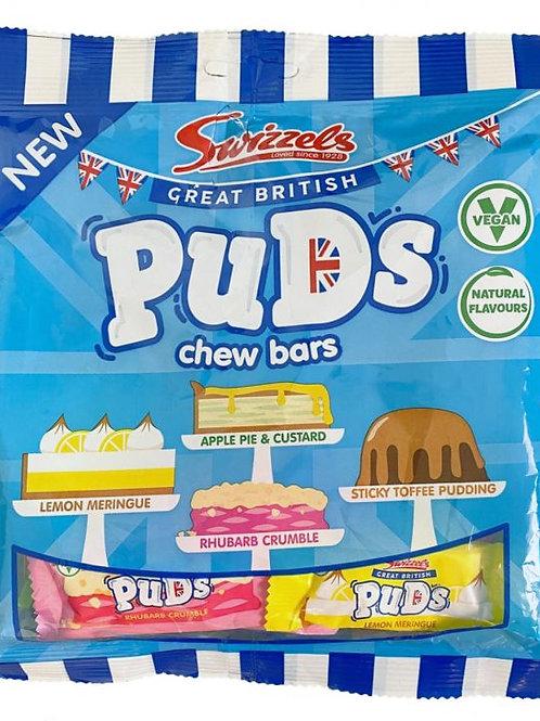 Swizzels PUDS Vegan Bag 150g