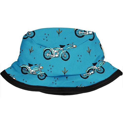 Meyadey Cool Biker Sun Hat