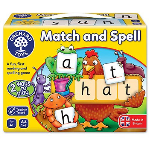 Match & Spell Orchard Toys