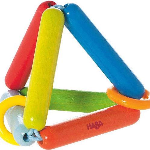 Haba Clutching rainbow pyramid