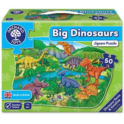 Big Dinosaur Jigsaw Puzzle Orchard Toys