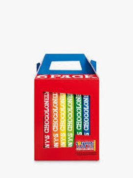 Tonys Chocolonely Rainbow 6 pack