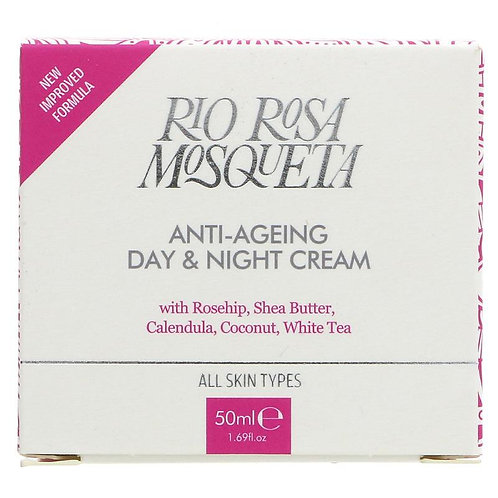 Rio Rosa Mosqueta Anti-ageing day & night cream - 1 x 50ml