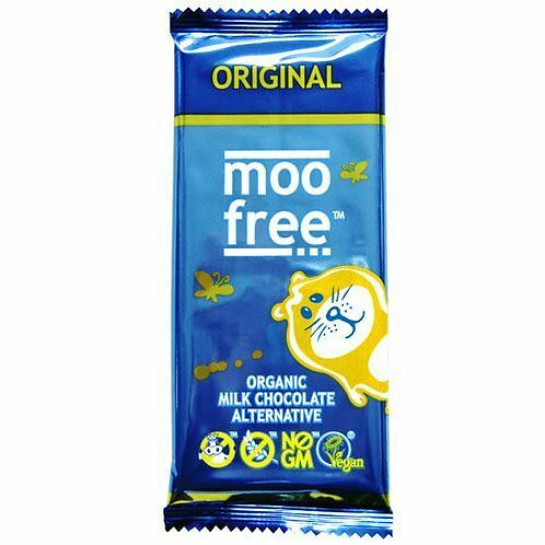 Moo Free Milk Chocolate 100g