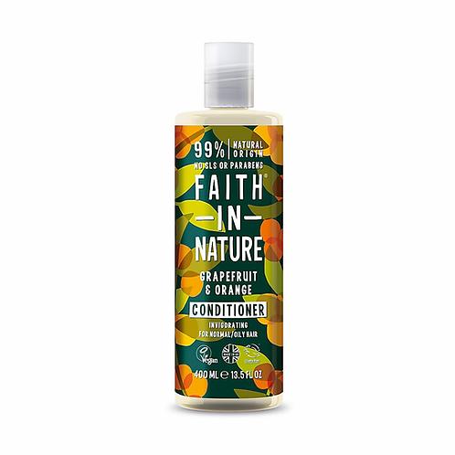 Faith in Nature Orange &  Grapefruit Conditioner 400ml