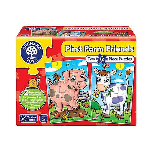 Orchard Toys First Farm Friends