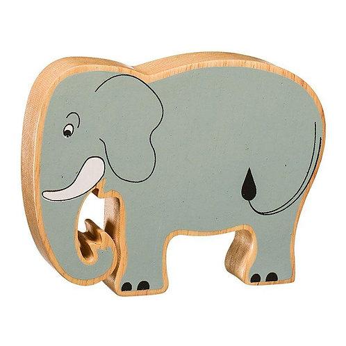 Lanka Kade Elephant natural painted