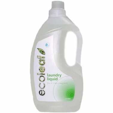 Ecoleaf Non-Bio Laundry Liquid - Summer Rain - 1.5L - 37 Washes