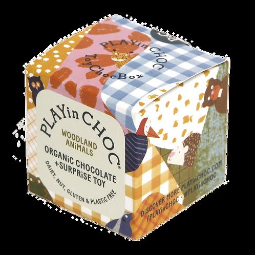 PLAYin  CHOC ToyChoc Box Woodland Animals