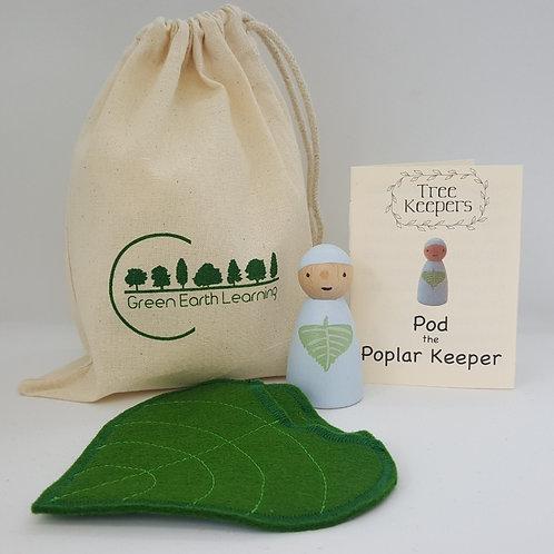 Green Earth Learning Pod the Poplar Tree Keeper