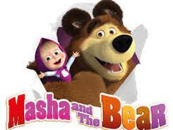 Tonies Character : Masha & the Bear 1